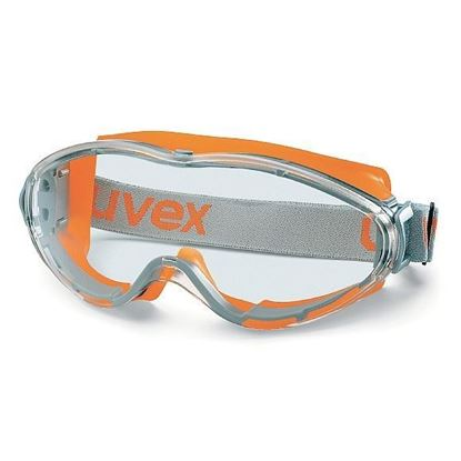 Obrázok pre výrobcu Uvex ULTRASONIC okuliare, zorník číry, oranžovo-šedé 103-9302245
