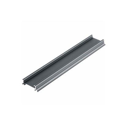 Obrázok pre výrobcu LAGUNA profil dolný 82096 čierny matný