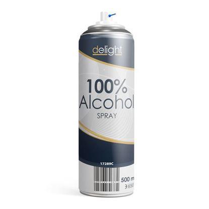 Obrázok pre výrobcu 100% Alkohol sprej - 500 ml