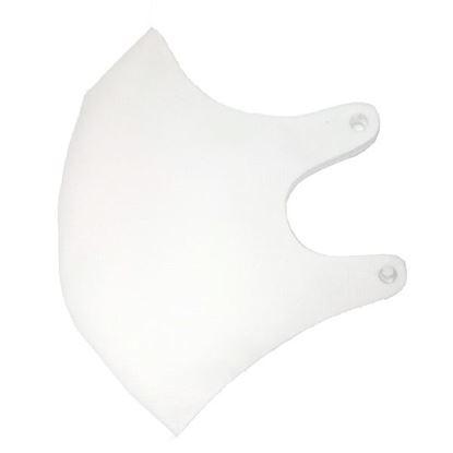 Obrázok pre výrobcu Ochranné rúško textilné univerzálne L 700B0100200 + gumičky