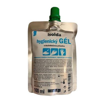 Obrázok pre výrobcu Dezinfekčný gél Isolda na ruky 100 ml 472VKHGR001