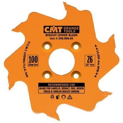 Obrázok pre výrobcu Kotúč pre lamelové spoje CMT C240 24000604