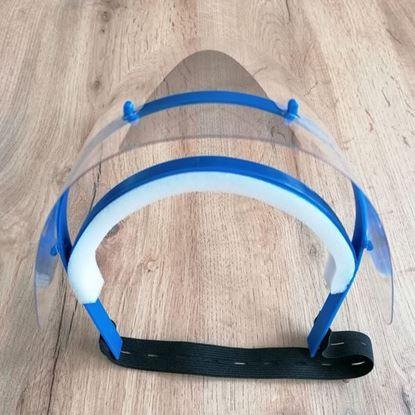 Obrázok pre výrobcu Ochranný štít celotvárový 700A0300226