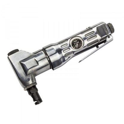 Obrázok pre výrobcu DEMA Pneumatické vysekávacie nožnice na plech 6,3 Bar 18551D
