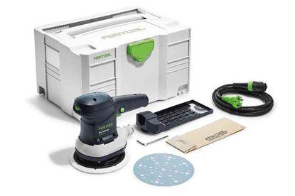 Obrázok pre výrobcu FESTOOL excentrická brúska ETS 150/5 EQ-Plus 575056