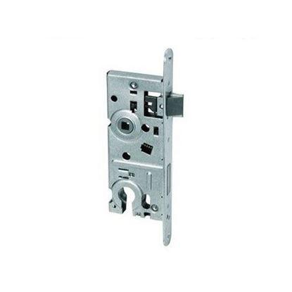 Obrázok pre výrobcu Zadlabávací dverový zámok na vložku TESLA 60/90/45