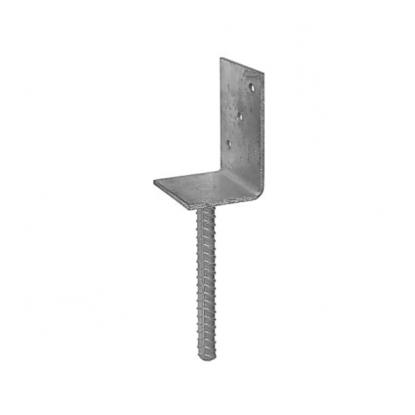 Obrázok pre výrobcu Pätka stĺpu PS-84L 4807 84x130x90 mm