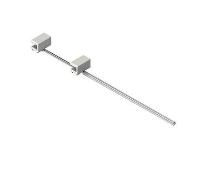 Obrázok pre výrobcu HETICH Prídavné rameno k vešiaku nohavíc, komaxit šedý 42089014