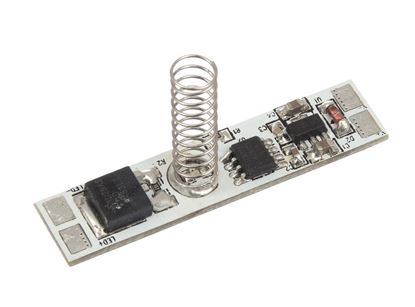 Obrázok pre výrobcu STRONG Dotykový senzor do profilu LED 12-24V, 8A 342513