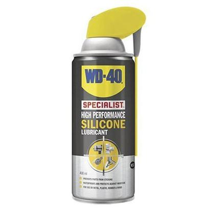 Obrázok pre výrobcu Sprej WD-40 400ml špecialist HP silicone lub 319034