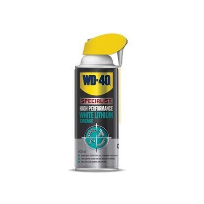 Obrázok pre výrobcu Sprej WD-40 400 ml, Specialist HP White Lithium Grease 319033