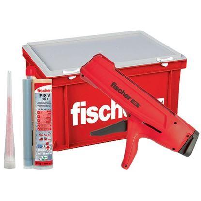 Obrázok pre výrobcu Fischer chemická kotva FIS-V360S set 12+24+1+1