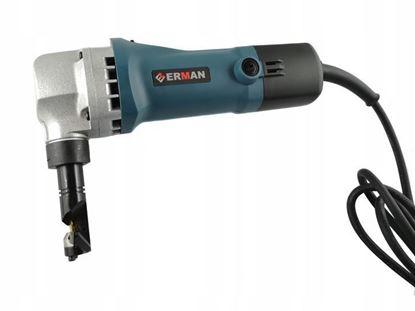 Obrázok pre výrobcu ERMAN EM-NB101 el. nožnice na plech