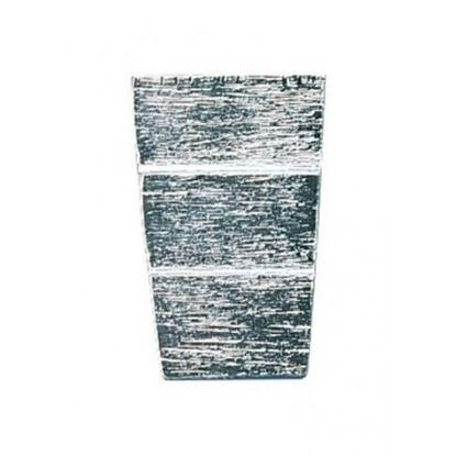 Obrázok pre výrobcu Klin plochý kovový 887120
