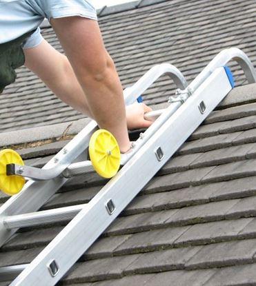 Obrázok pre výrobcu XL-TOOLS Úprava na strechu pre bezpečné použitie rebríka, 2.DR41