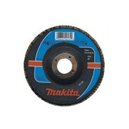 Obrázok pre výrobcu Makita P-65187 Brúsny kotúč Ø125 x 22mm, K60 corund