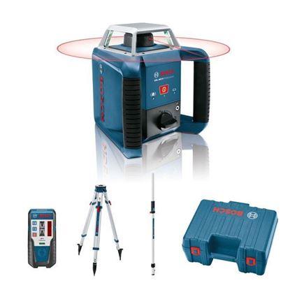 Obrázok pre výrobcu Bosch Rotačný laser GRL 400 H Set + BT170HD + GR240 061599403U