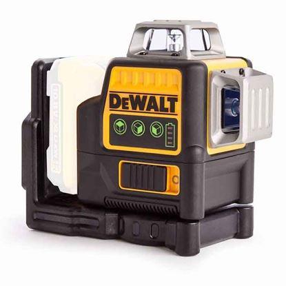 Obrázok pre výrobcu DeWalt DCE089D1G samonivelačný multi line laser OUTLET (bez aku.)