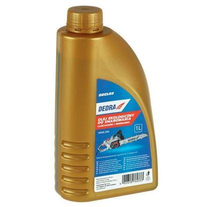 Obrázok pre výrobcu Dedra DEGL02 olej na mazanie reťaze 1l