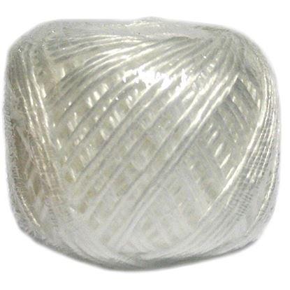 Obrázok pre výrobcu Špagát HEMP biely 217174