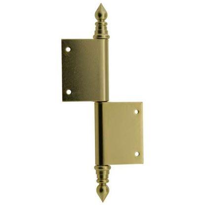 Obrázok pre výrobcu Záves okenný UR-100 mosadz