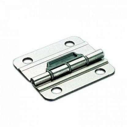 Obrázok pre výrobcu Záves na skladacie dvere F1CXE9 oceľ, nikel