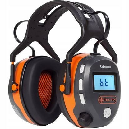 Obrázok pre výrobcu TACTIX ochranné slúchadlá BLUETOOTH PREMIUM 488131