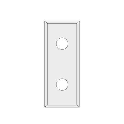 Obrázok pre výrobcu IGM N012 Žiletka tvrdokovová Z4 - 49,5x9x1,5 UNI