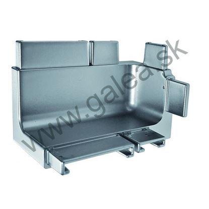 Obrázok pre výrobcu Roh vnútorný 90 ° plastový S 056/r2/Al hliník