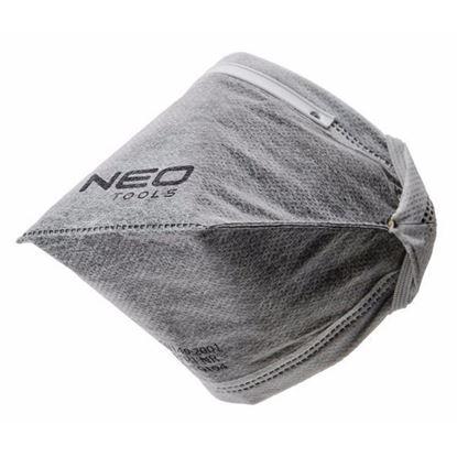 Obrázok pre výrobcu NEO TOOLS respirátor FFP1 s aktívnym uhlím 97-310 1ks