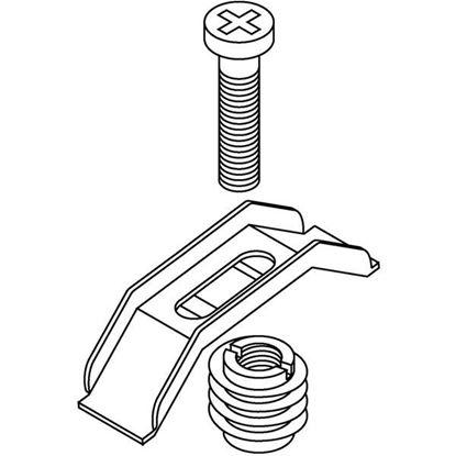 Obrázok pre výrobcu Teka príchytka pre spodnú montáž TG 0063016/10