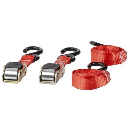 Obrázok pre výrobcu Strend Pro Popruh upínací TRS-602, 25 mm, L-1.8 m, bal. 2 ks, max. 125 kg 2170150