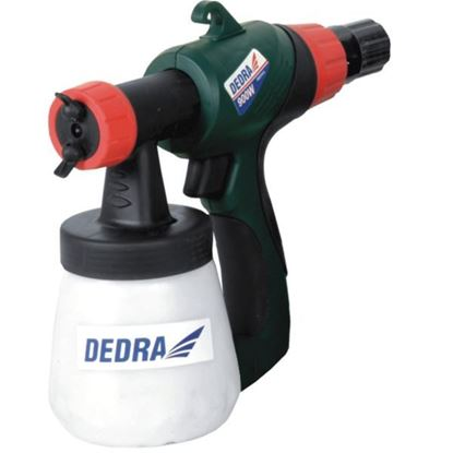 Obrázok pre výrobcu DEDRA DED 74121 striekacia pištoľ maliarska