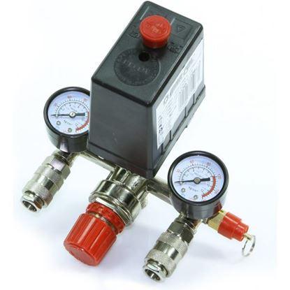"""Obrázok pre výrobcu MAR-POL tlakový spínač na kompresor 1/4""""  M806873T"""