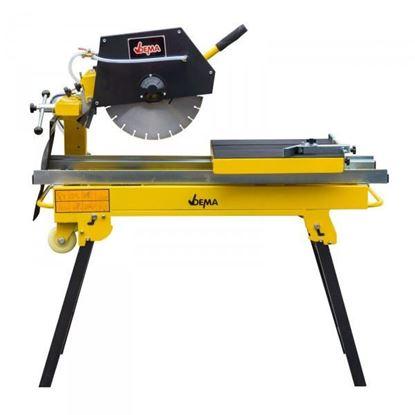 Obrázok pre výrobcu DEMA Rezačka kameňa a dlažby DSS350 P /25094D/