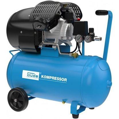 Obrázok pre výrobcu Güde Kompresor 2200 W 10 bar 50 litrov 405/10/50 50131