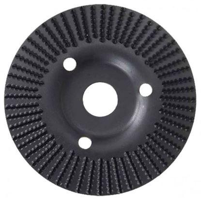Obrázok pre výrobcu TARPOL Rašpľa do uhlovej brúsky šikmá
