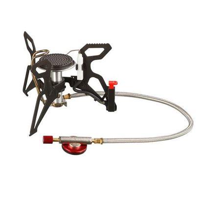 Obrázok pre výrobcu MEVA varič campingový SPIDER PRO piezo KP17001