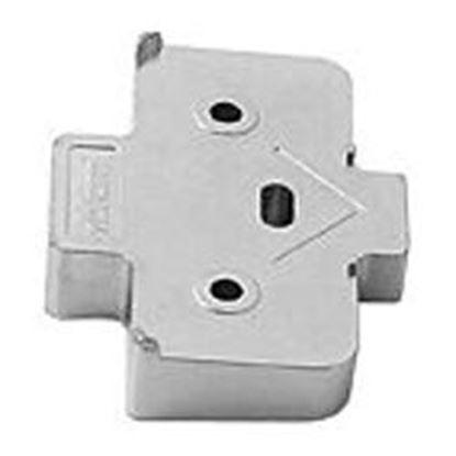 Obrázok pre výrobcu BLUM 171A5070 podložka / Uhlový klin pod záves, krížový tvar, +5°