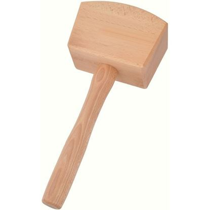 Obrázok pre výrobcu PINIE drevené kladivo / palička 650g 52-2