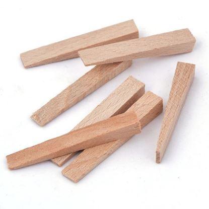 Obrázok pre výrobcu PINIE klinky drevené 44x7x8,5mm 250ks 82-458950250