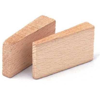 Obrázok pre výrobcu PINIE klinky drevené 20ks 82-573420