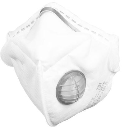 Obrázok pre výrobcu REFIL 751 respirátor FFP3 s ventilom 1ks