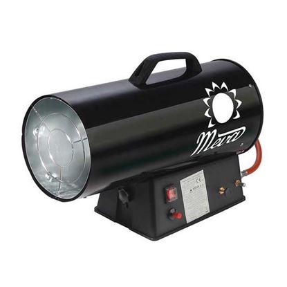 Obrázok pre výrobcu MEVA ohrievač plynový 9-30KW TP17002