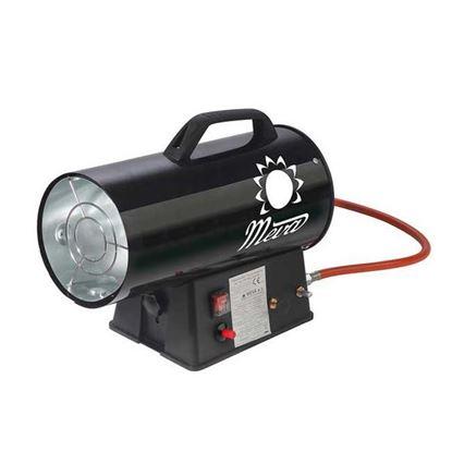 Obrázok pre výrobcu MEVA ohrievač plynový 5-10KW TP17001