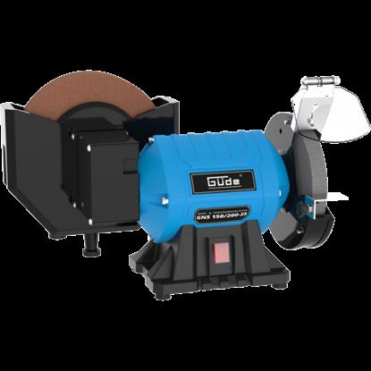 Obrázok pre výrobcu Güde Stolová kombinovaná brúska GNS 150/200-25 55238