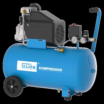 Obrázok pre výrobcu Güde Kompresor 1500 W 10 bar 50 litrov 260/10/50 50129