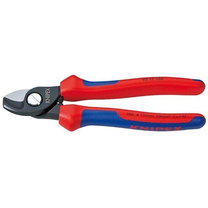 Obrázok pre výrobcu KNIPEX nožnice na káble 165mm VDE 9512165