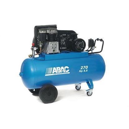Obrázok pre výrobcu ABAC Kompresor B 4,0 kW / 200 L mobilný B59B-4-270CT