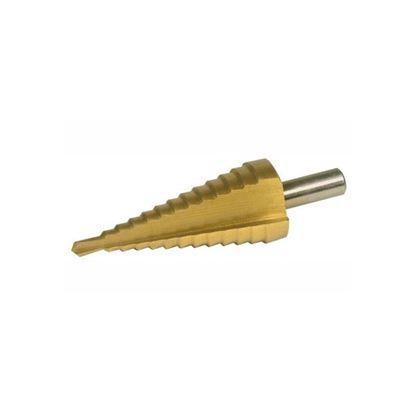 Obrázok pre výrobcu PROTECO vrták stupňovitý 4-32 mm do plechu, krok 2 mm 90.42-ST04